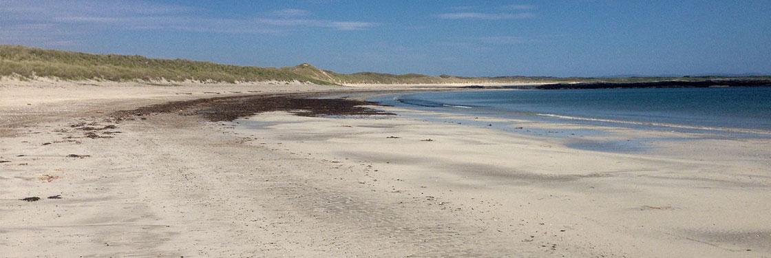 Crossapol Bay, Isle of Coll