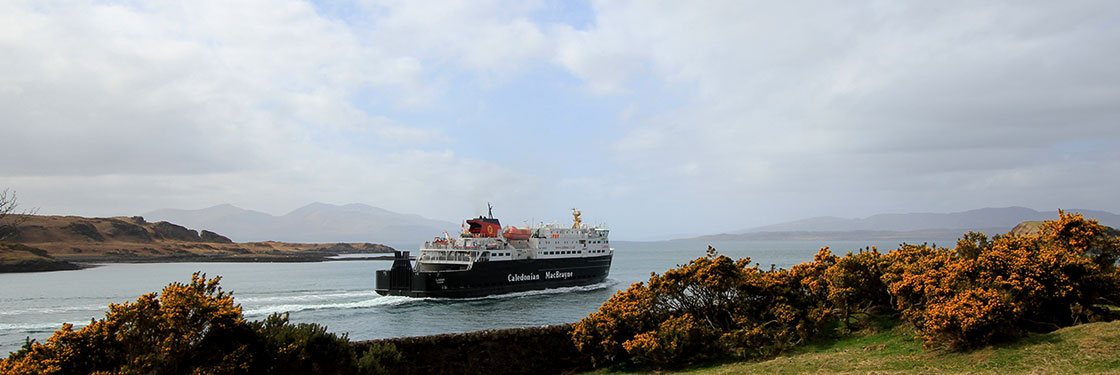 Ferry to Coll