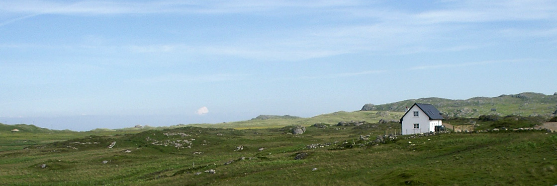 Lonban | Self Catering | Isle of Coll